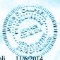 notary seal BLUISH